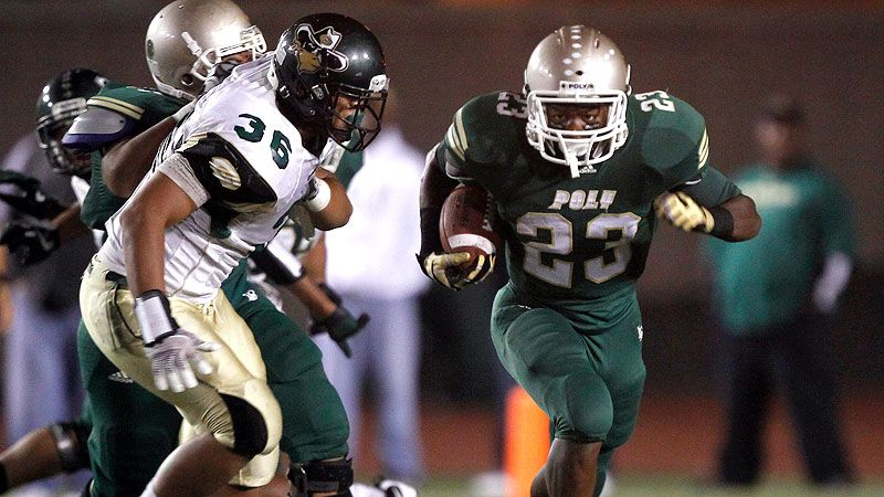 Long Beach Poly vs. Narbonne