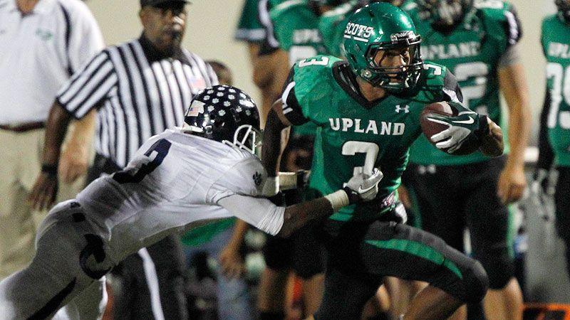 Upland vs. Loyola