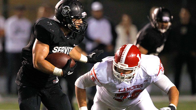 Servite vs. Orange Lutheran