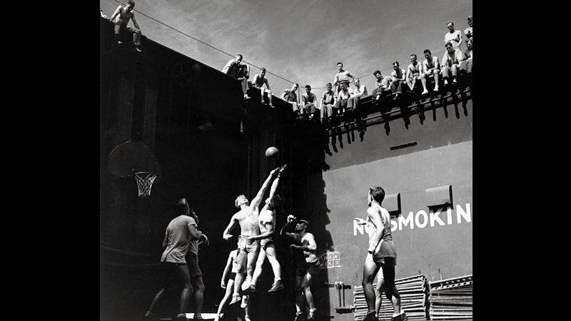Navy Basketball