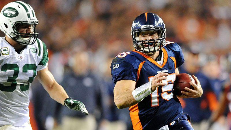 Jets v Broncos