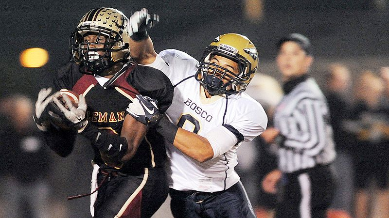St. John Bosco vs. Alemany