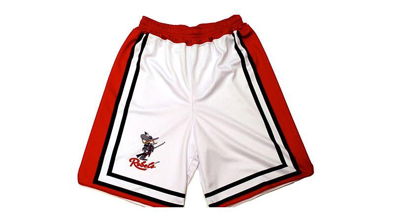 1990 UNLV throwback shorts