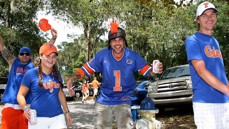 Florida Tailgating