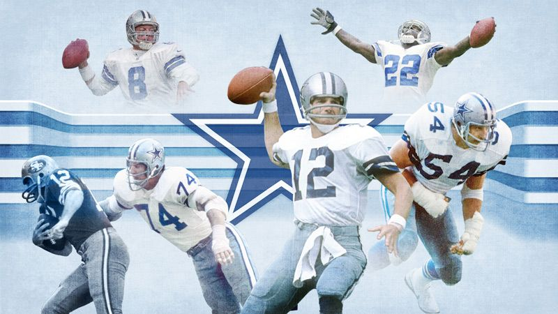 All-Time Greatest Cowboys