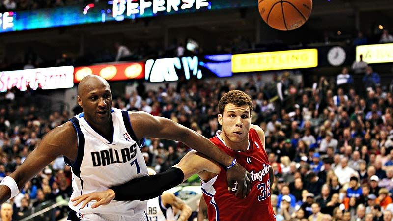 Mavericks/Clippers