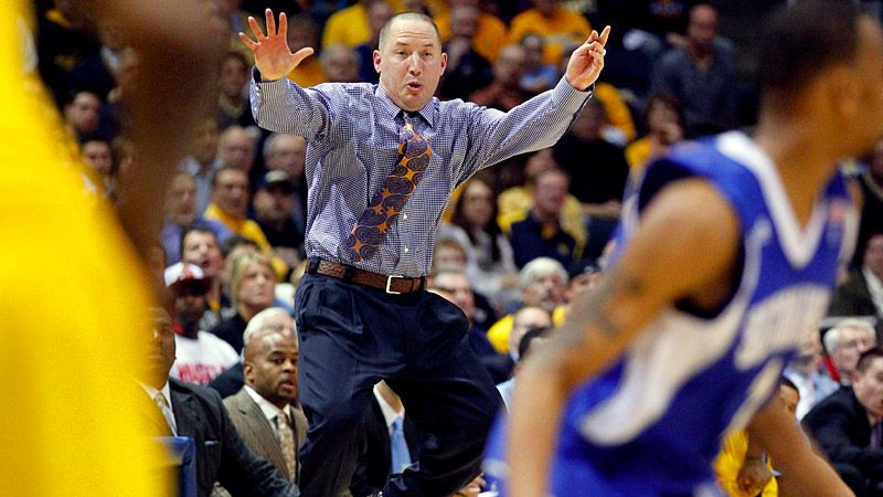Marquette's Buzz Williams