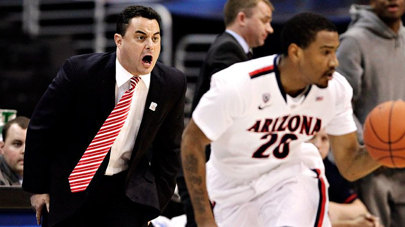 Arizona's Sean Miller