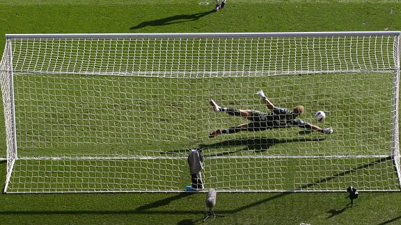 Joe Hart penalty save