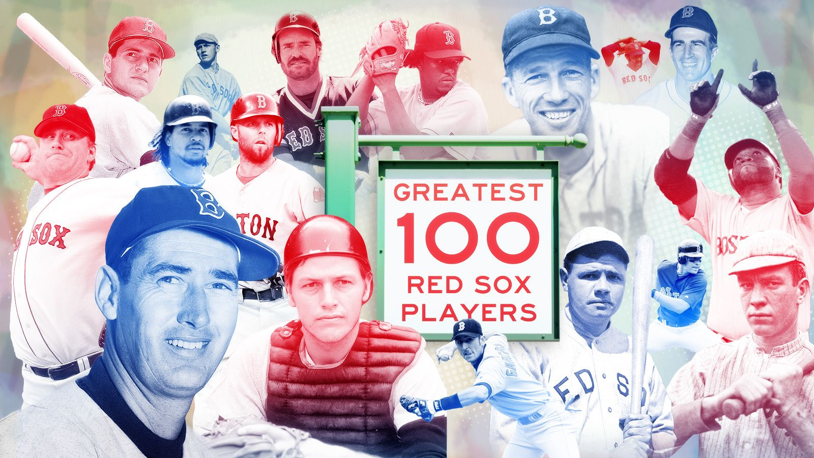 100 Greatest Red Sox