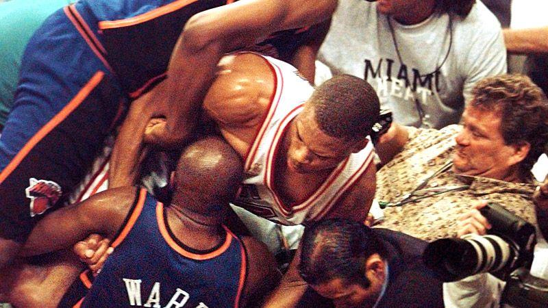 Knicks vs Heat Game 5