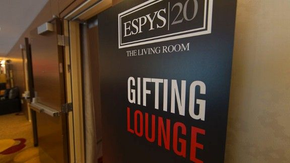 ESPYs Gifting Suite