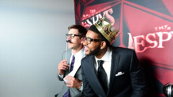Aaron Rodgers and Christian Watford