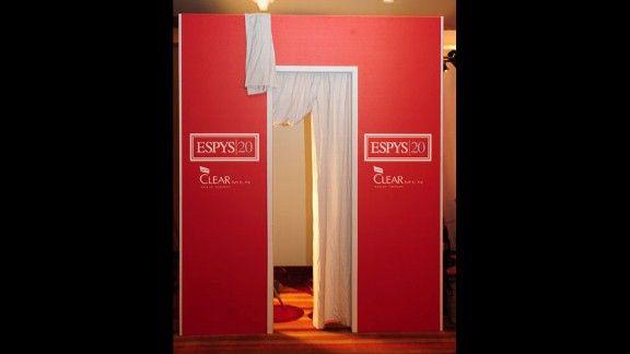 ESPYs 20 Photo Booth
