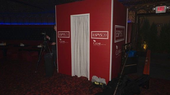 ESPYs 20 Photo Booth