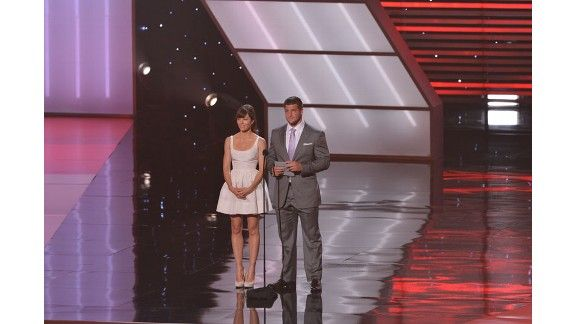 Jessica Biel and Tim Tebow