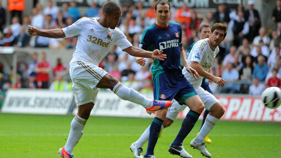 Wayne Routledge goal