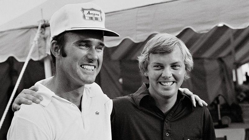 Lou Graham and John Mahaffey