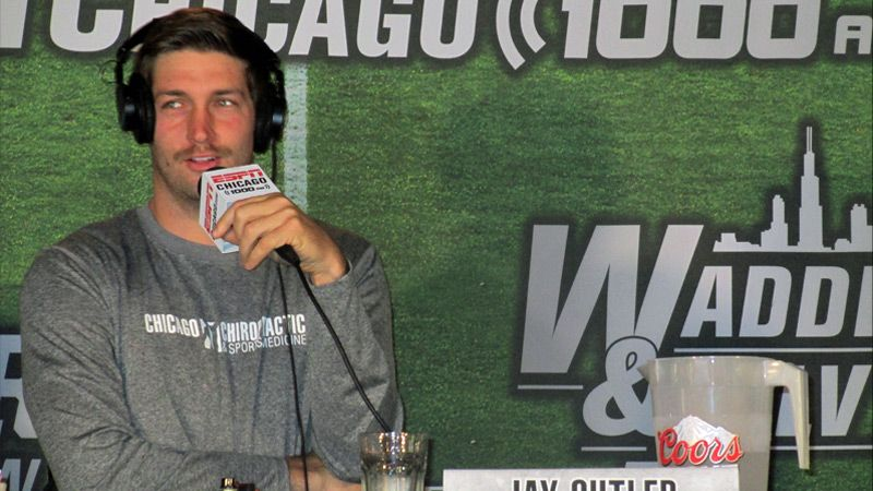 ESPN Chicago: Jay Cutler Show at Tommy Nevin's