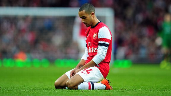 Theo Walcott 