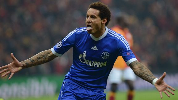 Jermaine Jones celeb Gala v Schalke