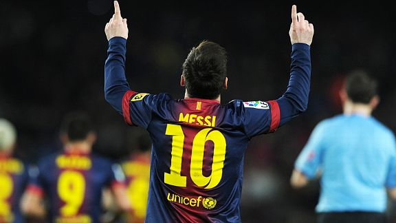Lionel Messi scored another brace as Barcelona beat Rayo Vallecano 3-1