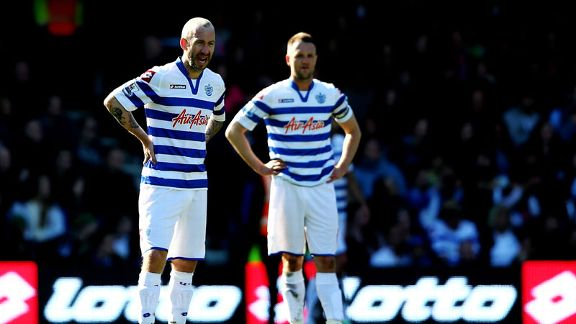 QPR face up to another defeat, this time against Stoke