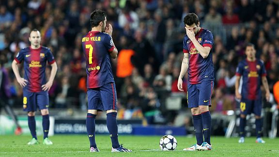 Barcelona have nowhere to hide against Bayern Munich