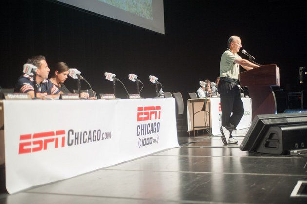 ESPN Chicago 2012 Fantasy Football Convention