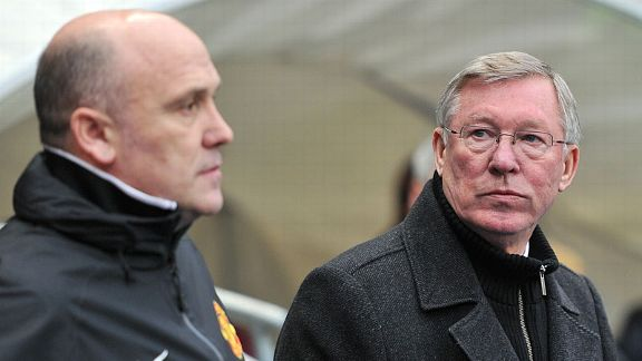 Mike Phelan, Sir Alex Ferguson