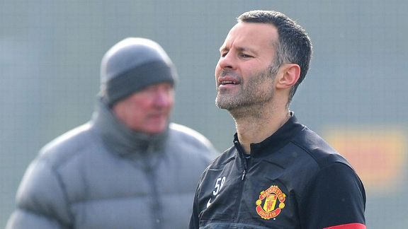 Sir Alex Ferguson, Ryan Giggs