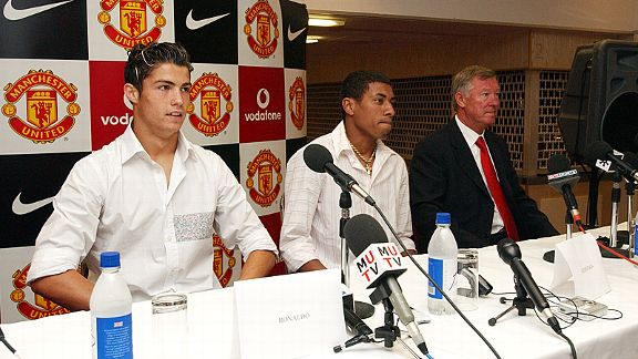 The signings of Cristiano Ronaldo and Kleberson on the same day in 2003 showed the contrasting success of Sir Alex Ferguson's transfer policy that summer