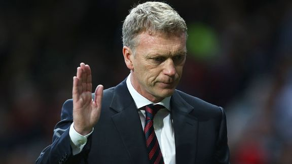 David Moyes is left with plenty to ponder after Man United threw away victory at home to Southampton.