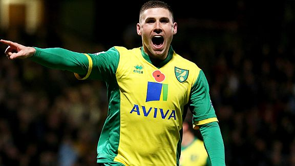 Gary Hooper celeb vs West Ham