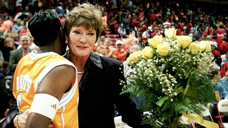 Pat Summitt, Niya Butts