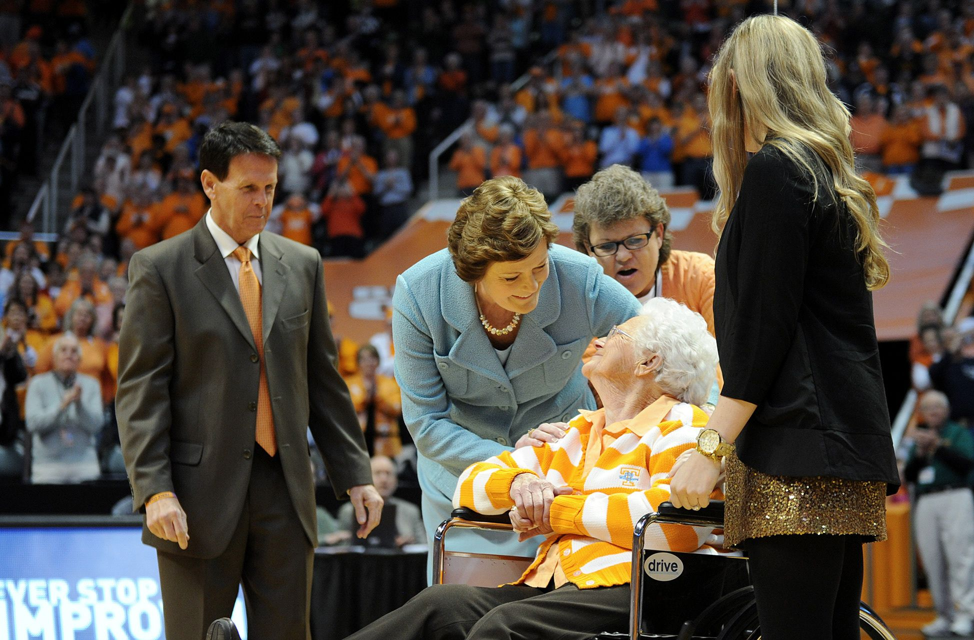 Pat Summitt, Hazel Head