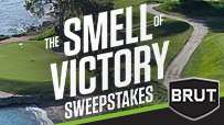 The Smell of Victory Sweepstakes Presented by Brut