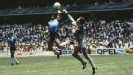 Diego Maradona's 'Hand of God' was apparently down to the ref's haemorrhoid treatment