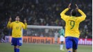 Kaka and Luis Fabiano made a welcome return to form