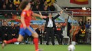 Carlos Queiroz: Too defensive against Spain