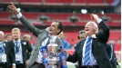 Roberto Martinez guided Wigan to a famous FA Cup final win over Manchester City