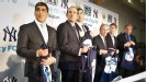 Claudio Reyna (FL) has been named New York City FC's director of football.