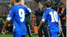 Bosnia coach Safet Susic likes throwing caution to the wind.