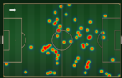 Raheem Sterling was all over the pitch at Norwich.