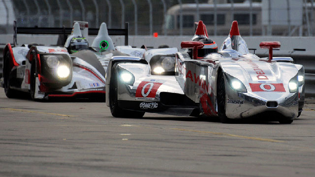 American Le Mans Series at Long Beach