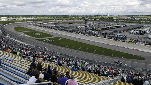 NASCAR Nationwide Series at Iowa