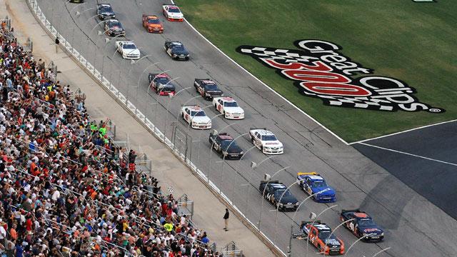 NASCAR Nationwide Series at Atlanta