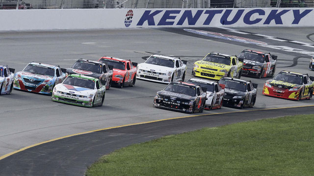NASCAR Nationwide Series at Kentucky