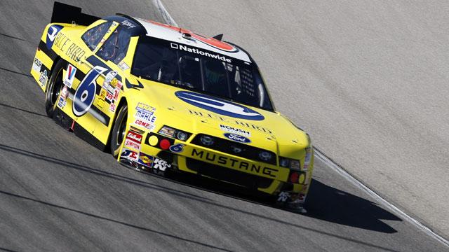 NASCAR Nationwide Series at Kentucky