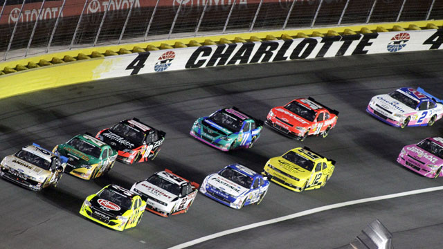 NASCAR Nationwide Series at Charlotte presented by GoDaddy.com